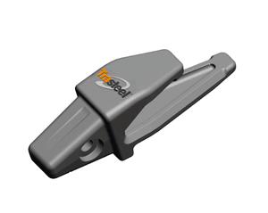 excavator-cat-2-strap-weld-on-adapter