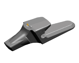 excavator-esco-super-v-bottom-leg-adapter
